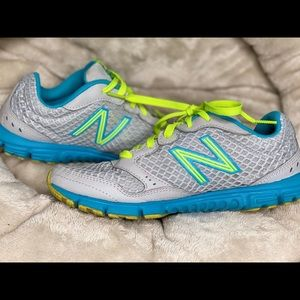 New Balance Women's Multicolor Running Shoes - 7